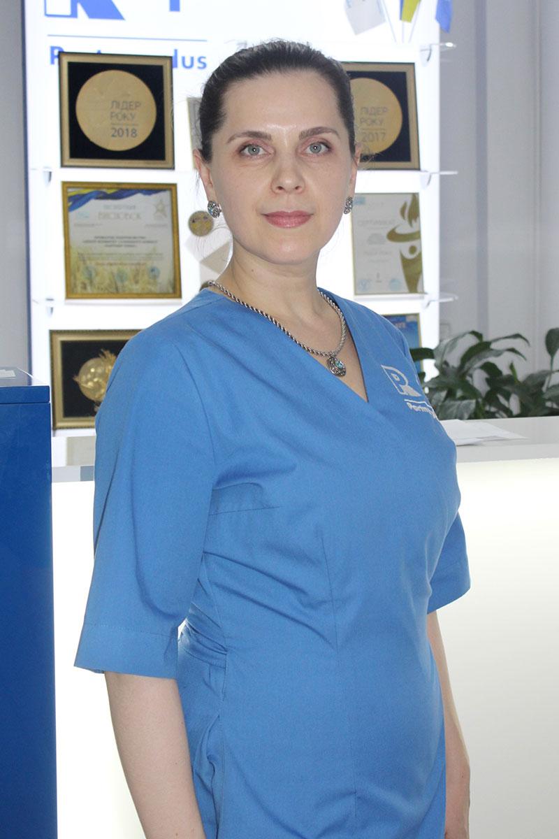 Амосова Юлия Олеговна