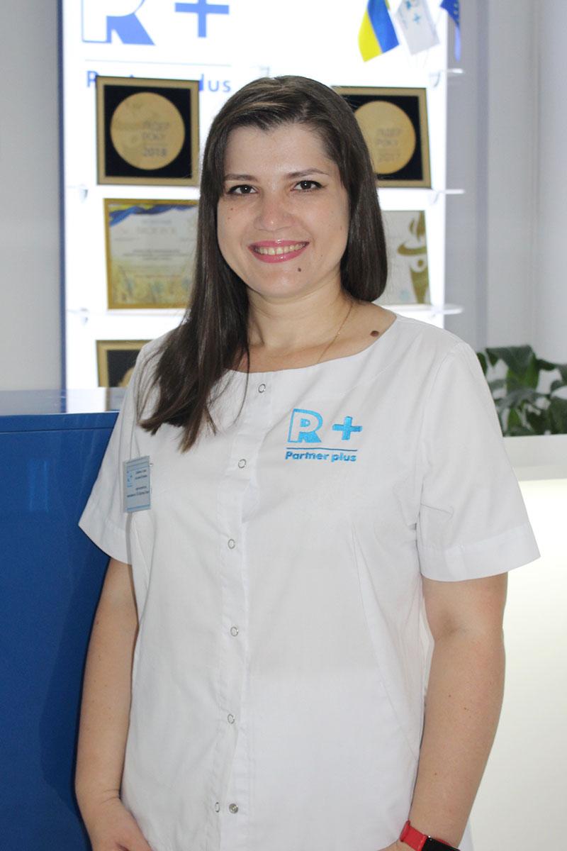 Дзюбенко Алина-Ангелина Игоревна