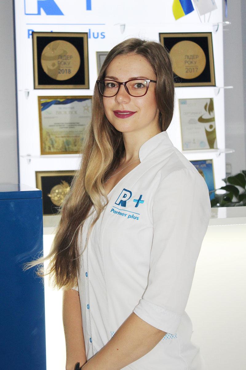 Жиленкова Екатерина Игоревна