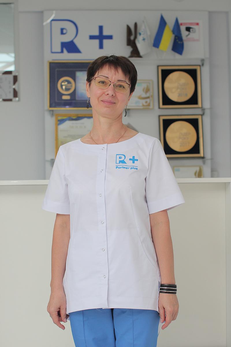 Мельничук Наталия Валериевна